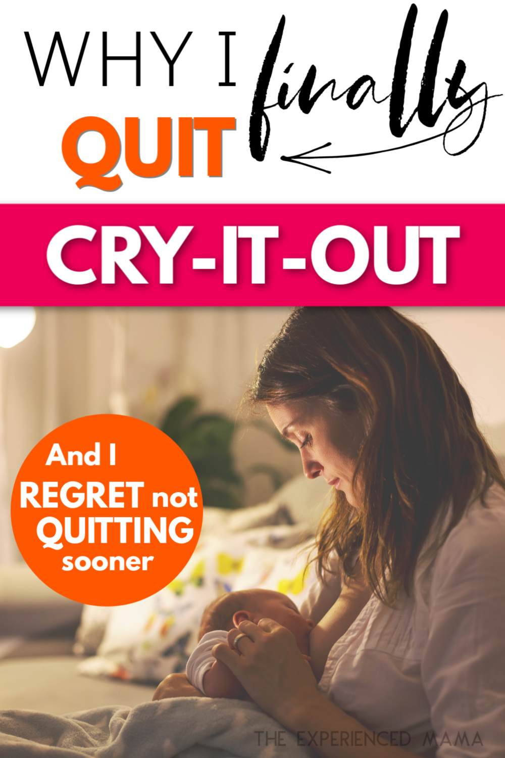 Cry It Out | Babywise | Parenting Tips | New Mom Advice