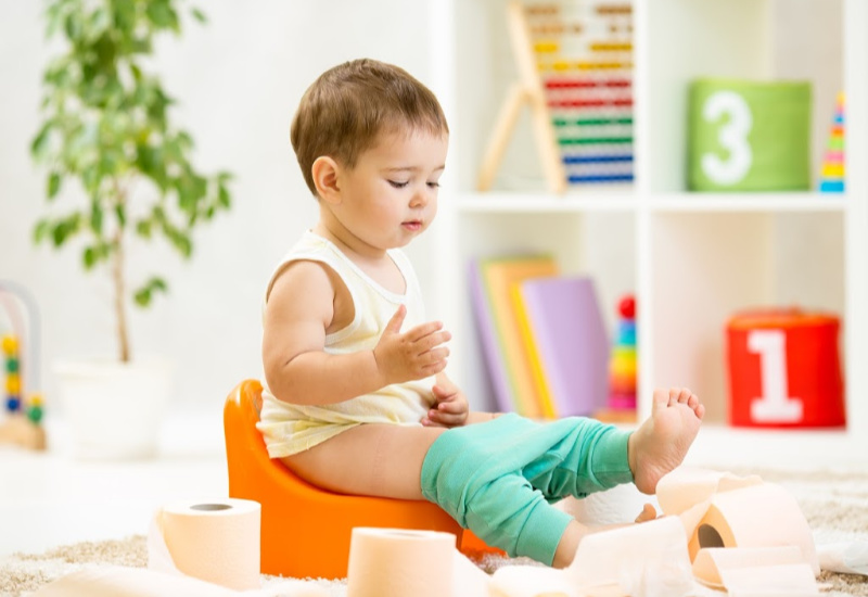 How to Potty Train a Baby: Everything You Need to Know