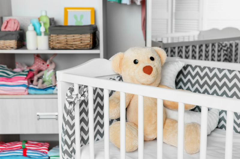 How to Organize Baby Stuff in a Small Space (from a real mom)